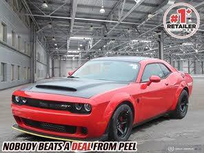 dodge demon for sale toronto 2 Dodge Challenger SRT Demon RWD for Sale in Toronto, ON