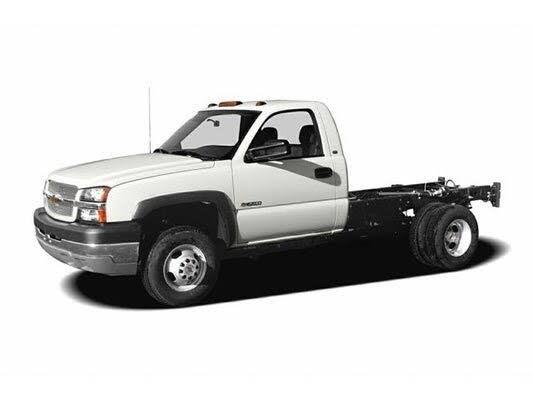 2006 Chevrolet Silverado 3500 Work Truck LB 4WD