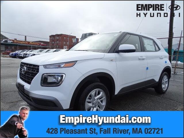 2021 Hyundai Venue SE FWD