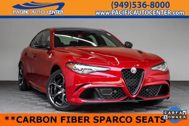2019 Alfa Romeo Giulia Quadrifoglio RWD