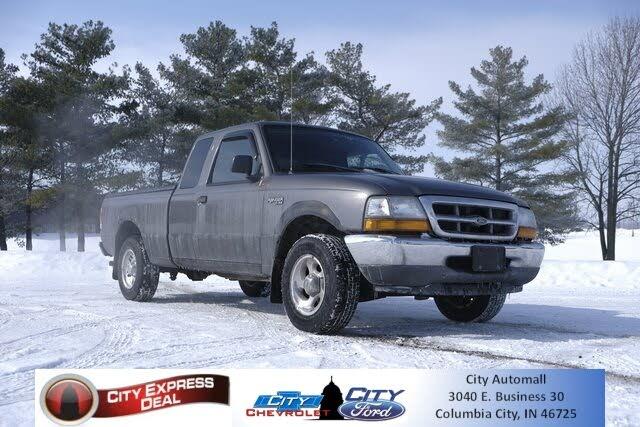 1999 Ford Ranger XLT Extended Cab SB