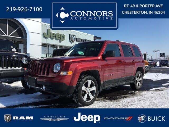 2016 Jeep Patriot High Altitude Edition 4WD