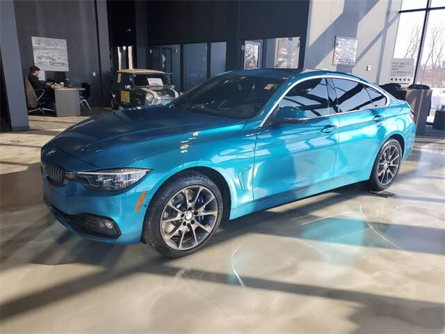 2020 BMW 4 Series 440i xDrive Gran Coupe AWD