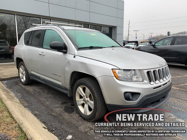 2011 Jeep Compass Base 4WD