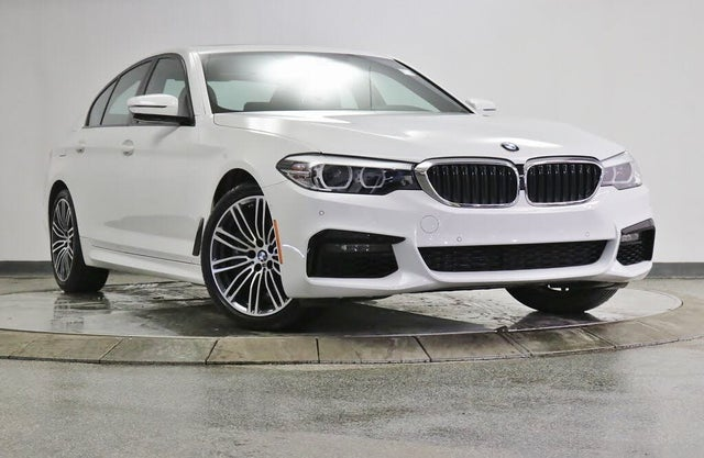 2020 BMW 5 Series 540i xDrive Sedan AWD