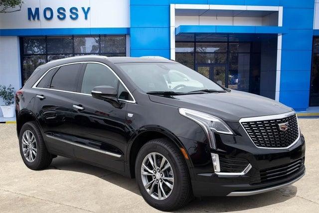 2021 Cadillac XT5 Premium Luxury FWD