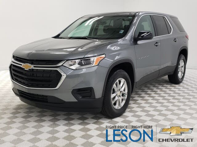 2021 Chevrolet Traverse LS FWD