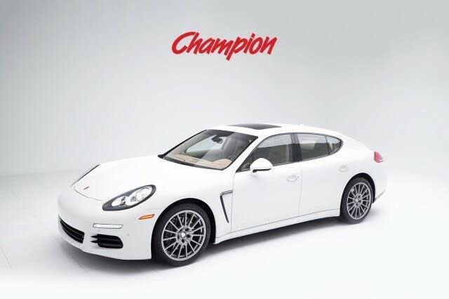 2014 Porsche Panamera Sedan