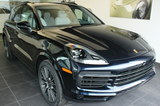 2021 Porsche Cayenne SUV AWD