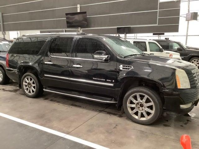2007 Cadillac Escalade ESV 4WD