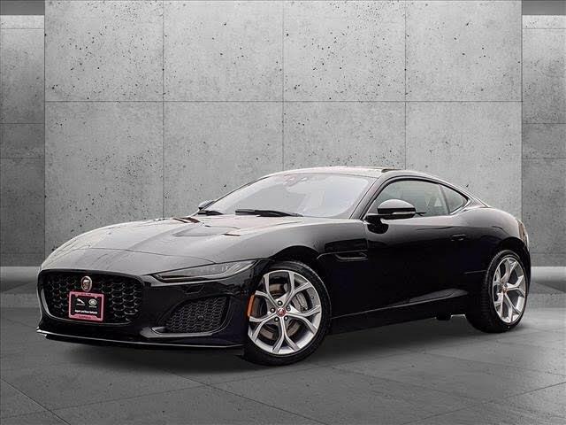 2021 Jaguar F-TYPE P300 Coupe RWD