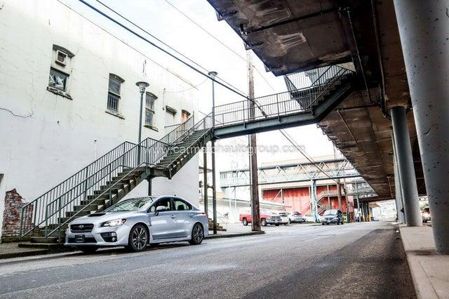 2016 Subaru WRX Sport-tech AWD