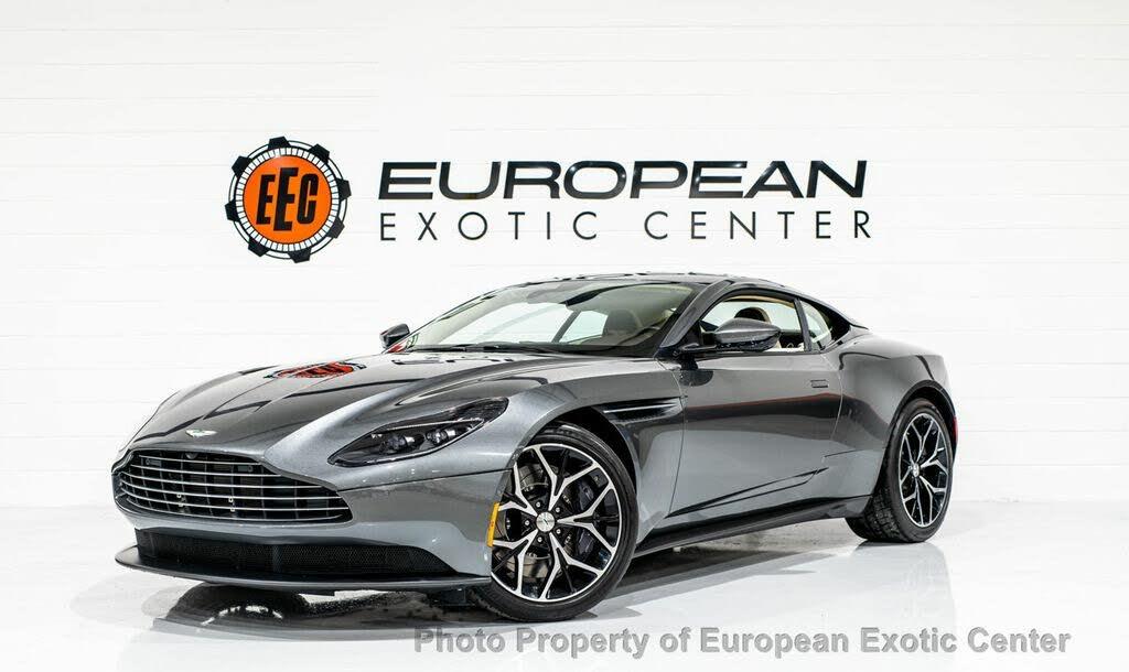 Used Aston Martin Db11 For Sale With Photos Cargurus