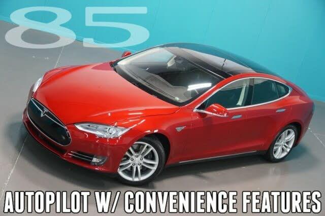 2015 Tesla Model S 85 RWD