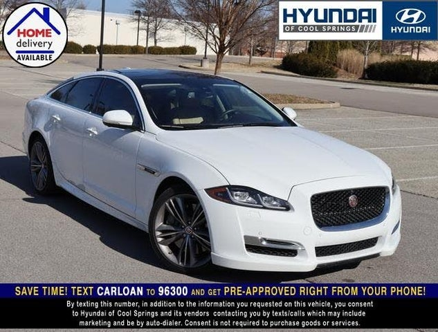 2017 Jaguar XJ-Series XJ Supercharged RWD