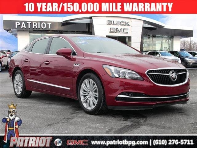 2018 Buick LaCrosse Preferred FWD