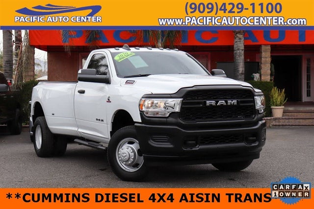 2020 RAM 3500 Tradesman LB DRW 4WD