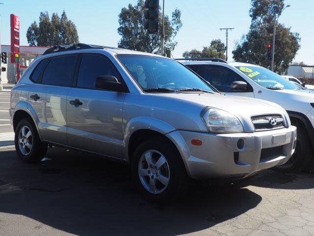 2005 Hyundai Tucson GL 2WD