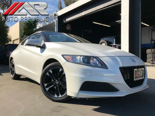 2015 Honda CR-Z Base Hatchback