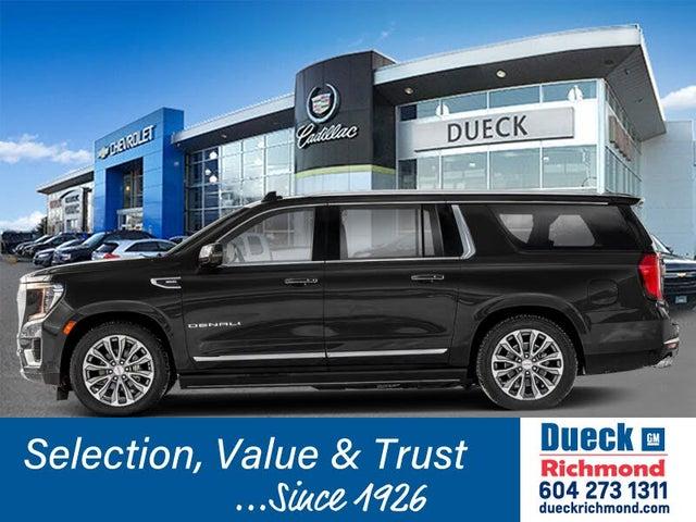 2021 GMC Yukon XL SLT 4WD