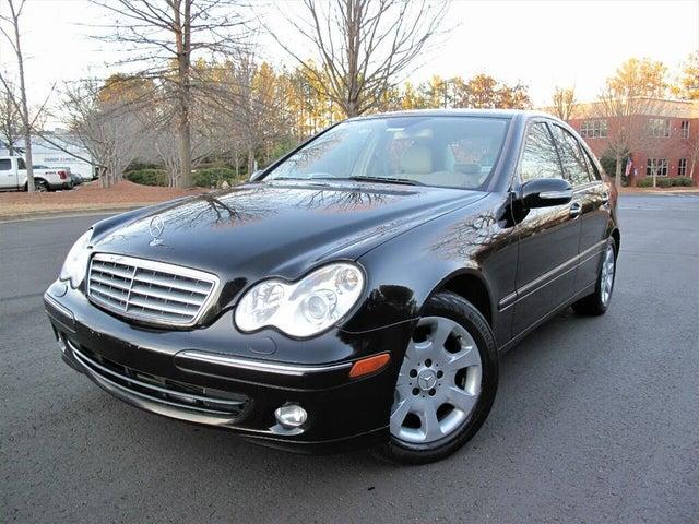 2006 Mercedes-Benz C-Class C 280 4MATIC Luxury