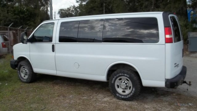 2011 Chevrolet Express 3500 1LS RWD
