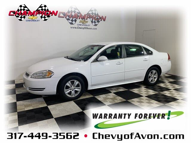 2015 Chevrolet Impala Limited LS FWD