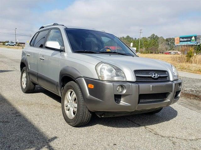 2007 Hyundai Tucson SE FWD