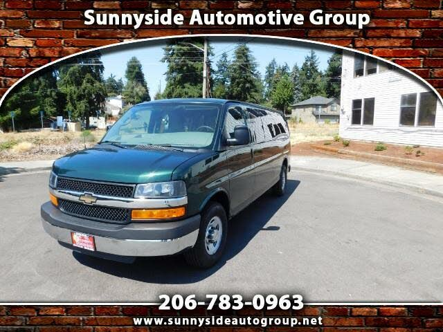 2009 Chevrolet Express 3500 LT Extended RWD