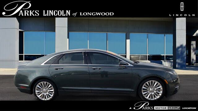 2015 Lincoln MKZ V6 FWD