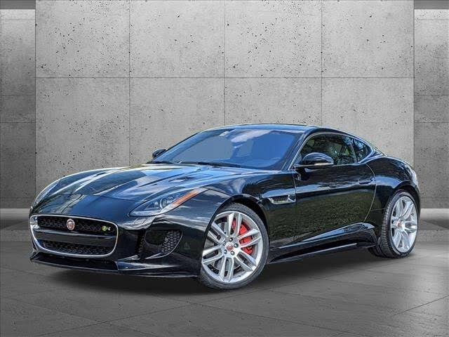 2017 Jaguar F-TYPE R Coupe AWD