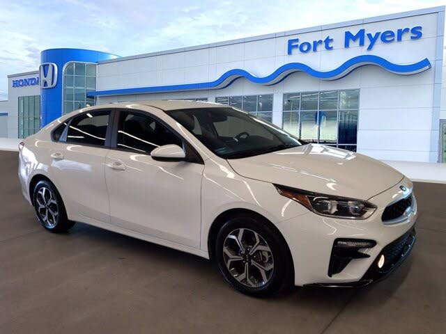 2020 Kia Forte LXS FWD