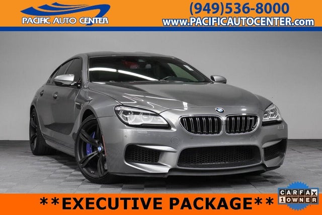 Used Bmw M6 For Sale In Los Angeles Ca Cargurus