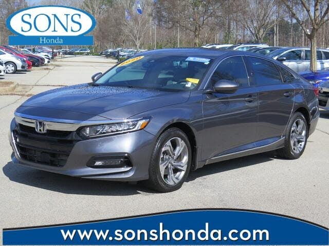 2020 Honda Accord 1.5T EX FWD