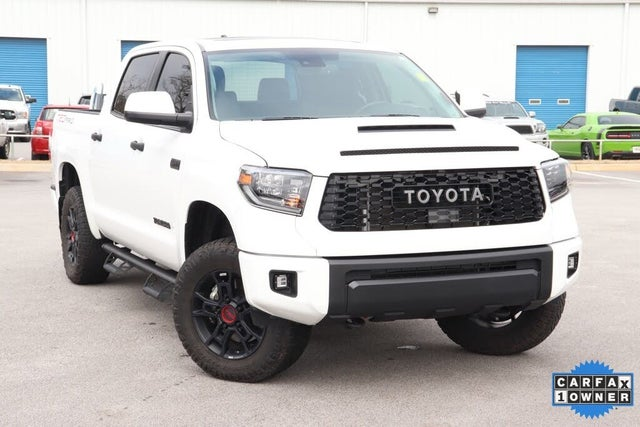 2020 Toyota Tundra TRD Pro CrewMax 4WD