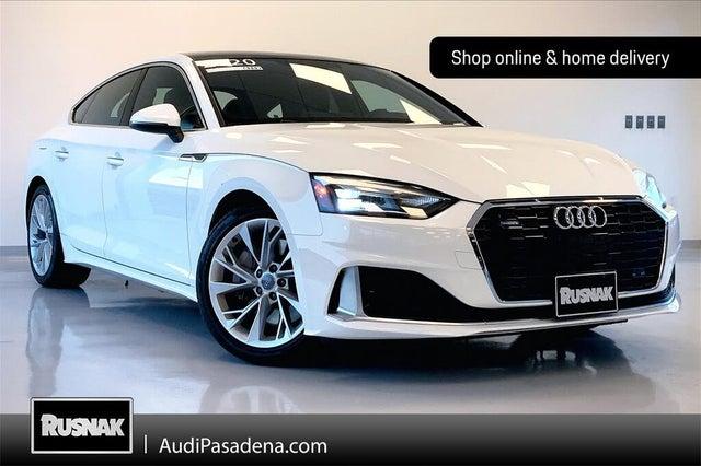 2020 Audi A5 Sportback 2.0T quattro Premium AWD