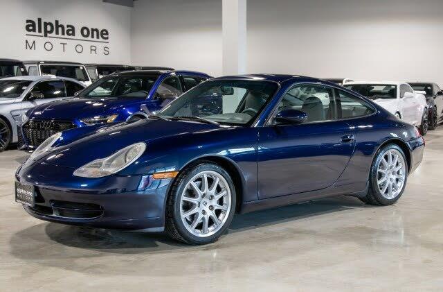 2000 Porsche 911 Carrera 4 AWD