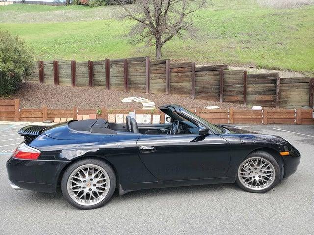 2000 Porsche 911 Carrera 4 Convertible AWD