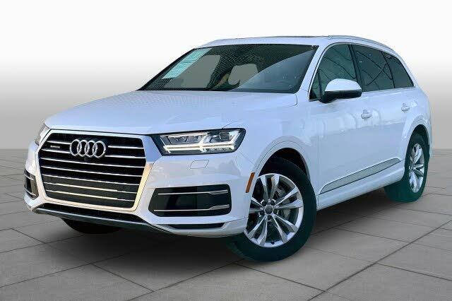 2017 Audi Q7 2.0T quattro Premium Plus AWD