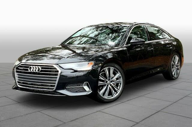2020 Audi A6 2.0T quattro Premium Sedan AWD