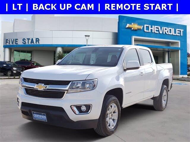 2019 Chevrolet Colorado LT Crew Cab RWD