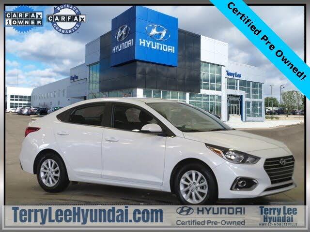 2019 Hyundai Accent SEL Sedan FWD