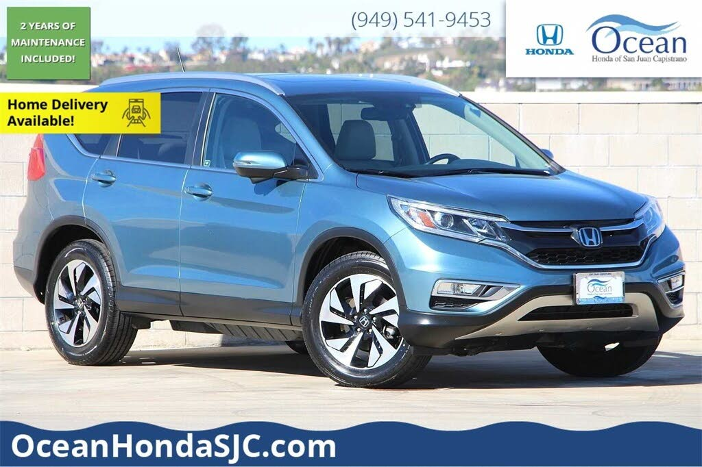 used 2016 honda cr v for sale with
