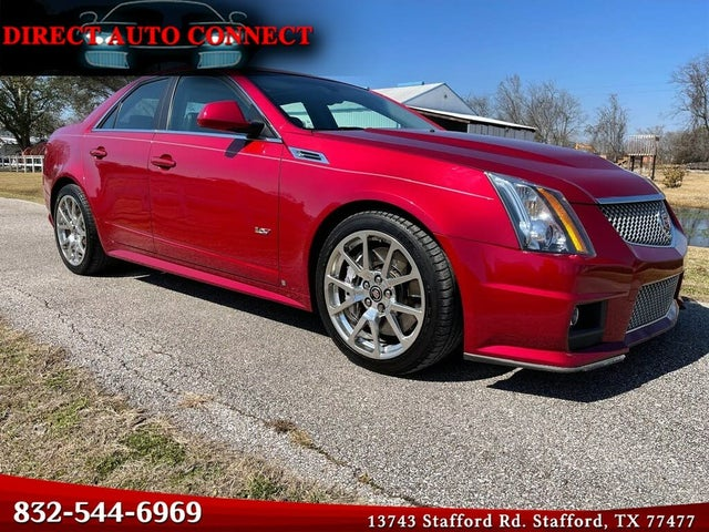 2009 Cadillac CTS-V RWD