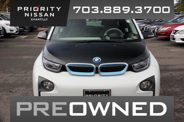 2015 BMW i3 RWD