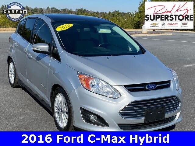 2016 Ford C-Max Hybrid SEL FWD