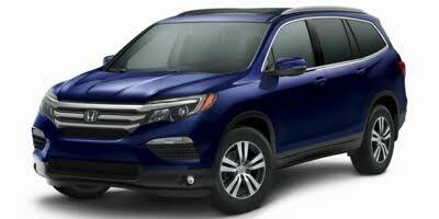 2018 Honda Pilot EX-L AWD with Navigation