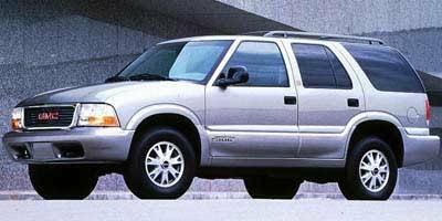 1998 GMC Jimmy 4 Dr SLE 4WD SUV