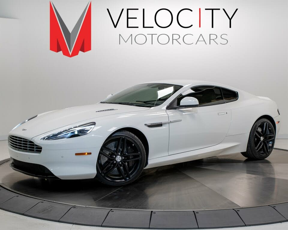 Used 2016 Aston Martin Db9 For Sale Right Now Cargurus