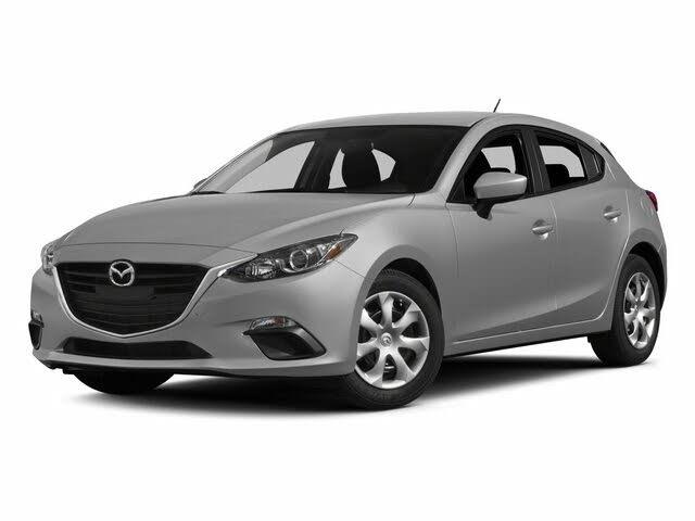 2015 Mazda MAZDA3 i Sport Hatchback